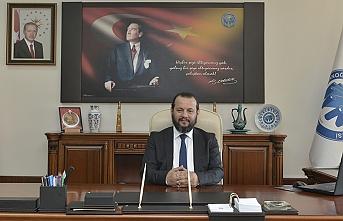 Rektör Akgül'den Dünya Çevre Günü Mesajı