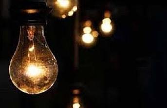 2 Mahallede Planlı Elektrik Kesintisi Yapılacak