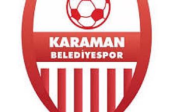 Karaman Belediyespor'a Kötü Haber