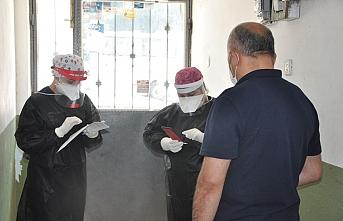 Karaman`da 2 bin 133 Kişiye Covid-19 Testi Yapıldı
