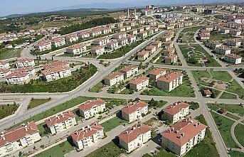 Karaman'da Hazineye Ait Konutlar Satışa Çıkıyor