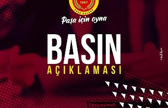 Kazımkarabekirspor Kulübünden Lig Açıklaması