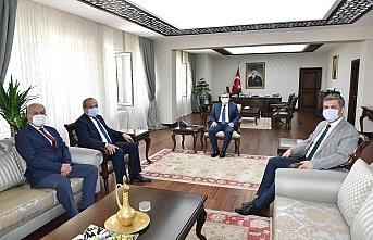 Konya İl Emniyet Müdürü Mustafa Aydın'dan Nezaket...