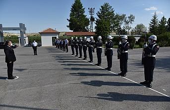 Vali Işık İl Emniyet Müdürlüğü ve Jandarma...