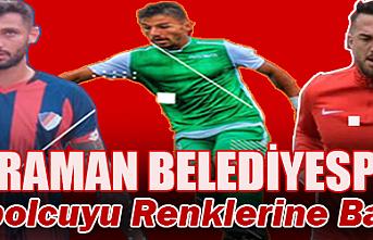 Karaman Belediyespor 3 Futbolcuyu Renklerine Bağladı