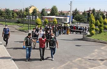 Karaman'daki Uyuşturucu Operasyonuna 11 Tutuklama