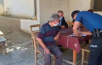 Karaman'da Oyun Oynayan 19 Kişiye Para Cezası...