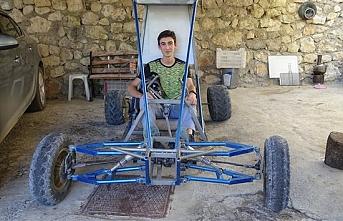 Pandemi Sürecinde Boş Durmayan Genç Buggy Araba Yaptı