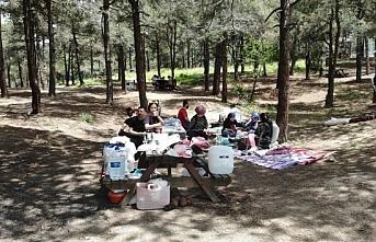 Piknik Alanları Kısıtlandı