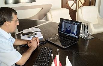 Başkan Çavaş İç Anadolu Bölge İstişare Toplatısına...