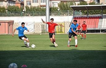 Karaman Belediyespor İlk Maçına Çıktı