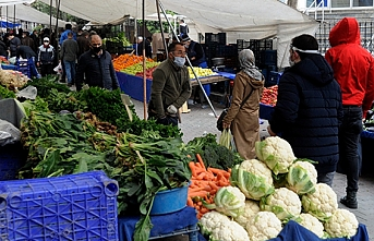 Karaman'da Pazar Yerlerine Yeni Düzenlemeler...