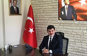 Kazımkarabekir'in Yeni Kaymakamı Çıkrık Göreve Başladı