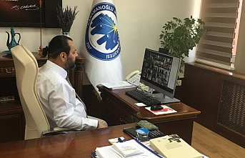 Rektör Akgül, Uluslararası Doğu Akdeniz Konferansına...