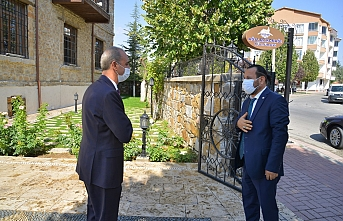 UNİKOP Rektörleri Kırşehir'de Buluştu