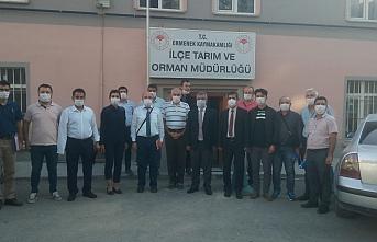 3. Dönem Toplantısı Ermenek'te Gerçekleştirildi