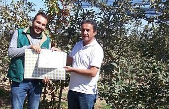 Karaman'da Entegre Kontrollü Ürün Yönetimi Devam...