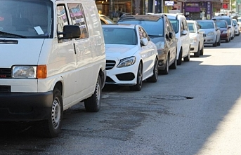Karaman`da Motorlu Kara Taşıt Sayısı Artıyor