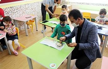 Okul Öncesine Okumayı Sevdiren Proje Tanıtıldı