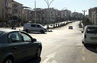 Trafik Lambaları İle Daha Güvenli Bir Bulvar Oldu