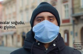 Bakan Koca'dan 'havalar soğudu' Paylaşımı