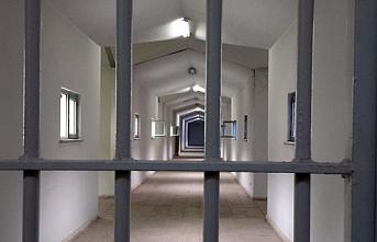 Ceza İnfaz Kurumunda Bulunan Kişi Sayısı Yüzde...