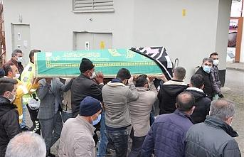 Cinayete Kurban Giden Fatma Mavi Son Yolculuğuna...