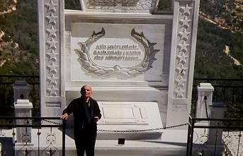 Halit Bardakçı'nın Anıtındaydık