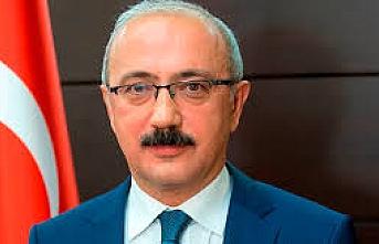 Hazine ve Maliye Bakanı Elvan`dan Önemli Açıklamalar