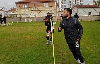 Karaman Belediyespor'da Fosfatspor Maç Öncesi...