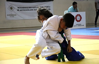 Karaman Sporcu Eğitim Merkezi Judo Branşında Sporcu...