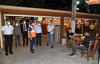Karaman'da İş Yerlerine Saat Kısıtlaması