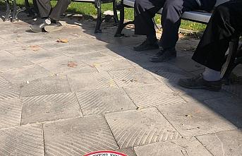 Karaman'da Sigara Yasağı'nın Uygulandığı...