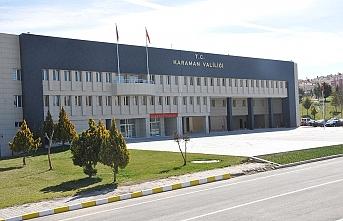 Karaman'da Toplantı, Gösteri ve Yürüyüşlere...