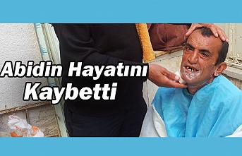 Karaman'ın Renkli Siması Abidin Hayatını Kaybetti