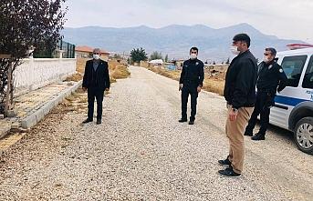 Kazımkarabekir'de Mahalle Denetim Ekipleri Kontrollere Devam Ediyor
