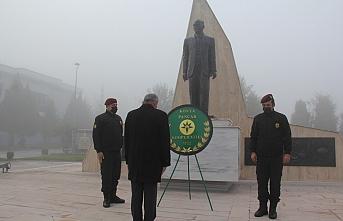 """Konuk: """"Atatürk, Vefakâr ve Kadirşinas Milletimizin..."""