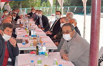 Koronavirüs Tedbirleri Toplantısı Yapıldı