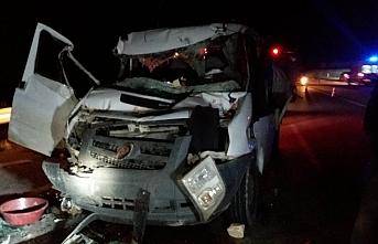 Mut Karaman Karayolunda Trafik Kazası: 2 Ölü, 2...