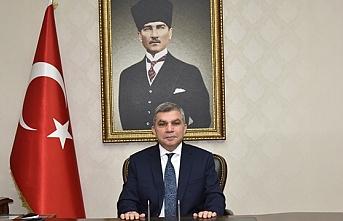 Vali Işık'ın 10 Kasım Atatürk'ü Anma Günü...