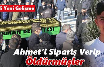 Ahmet'i Etli Ekmek Siparişi Verip, Öldürmüşler