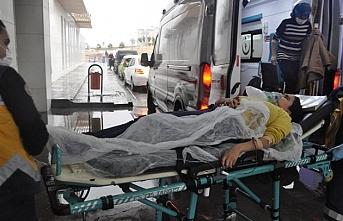 Karaman'da 2 Çocuk Annesi Kadın Kocası Tarafından...