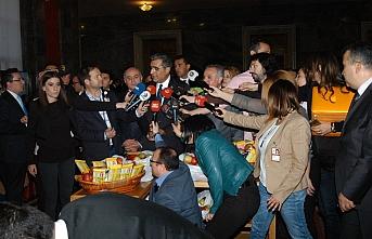 Başkan Recep Konuk`un Çalışan Gazeteciler Günü...