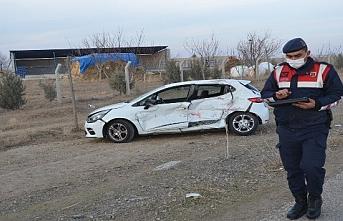 Ereği'de Kamyon İle Otomobil Çarpıştı: 3 Yaralı