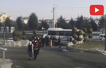 Karaman'daki Operasyonda 41 Gözaltına Alınan 9 Kişiye Tutuklama