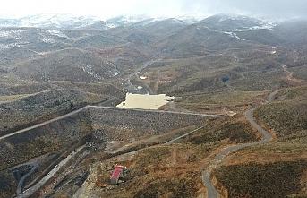 Yarıcak Barajı Su Tutmaya Başladı