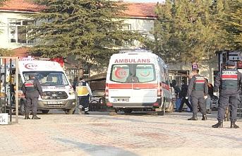 Karaman'da Yatılı Bakım Merkezinde Yangın!