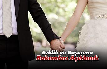 2020'de Karaman'da 1647 Çift Evlenirken, 407...