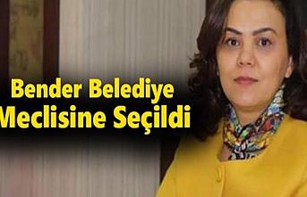 Bender Belediye Meclisine Seçildi