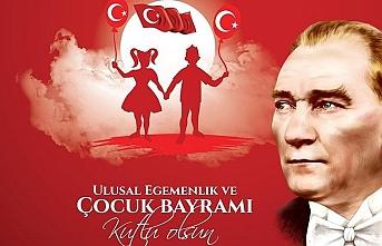 Vali Işık'ın 23 Nisan Ulusal Egemenlik ve Çocuk Bayramı Mesajı